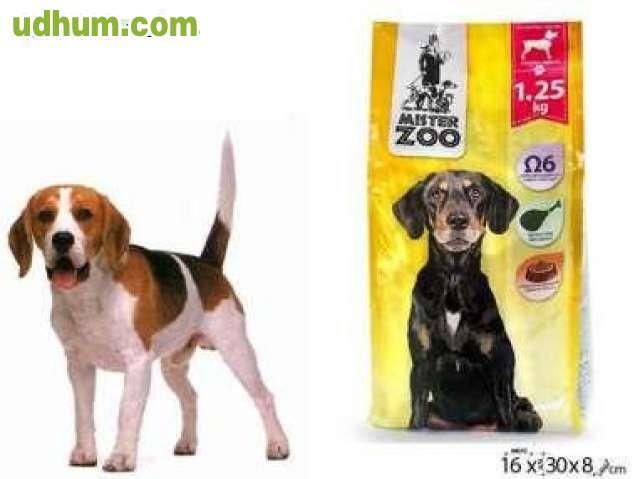 Pienso para perros grandes 1 25 kg - Pienso para perros de caza ...