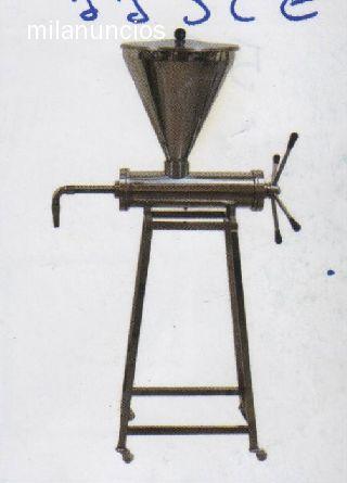 Maquina de churros manual - Maquina uponor ...