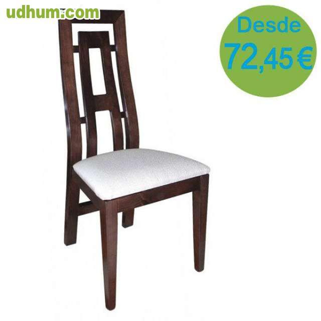 Sillas madera oferta octubre 2015 for Oferta sillas madera