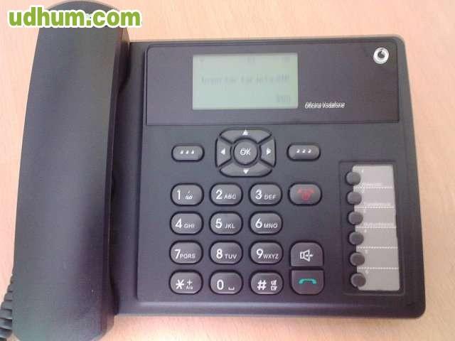 Telefono gsm de oficina o fijo vodafone for Telefono de oficinas