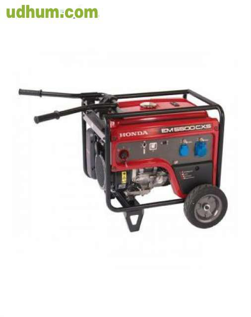Generador honda 5500w arranque manual - Generador electrico barato ...