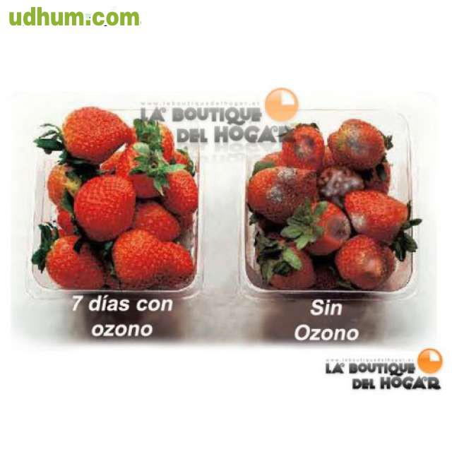 Generador ozono nevera fridge vida 10 - Ozono vida 10 ...