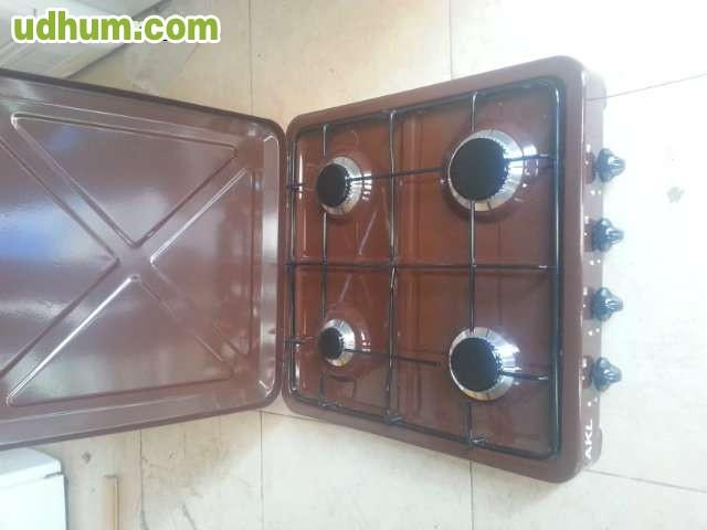 Cocina portatil de gas for Cocina de gas portatil