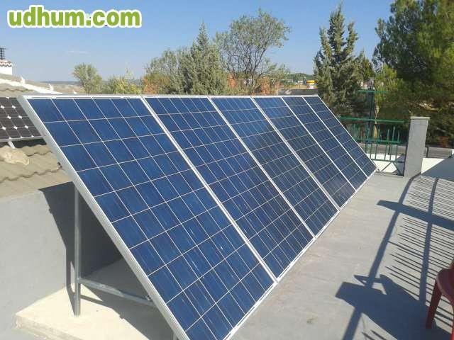 Promocion baterias placas solares for Baterias placas solares