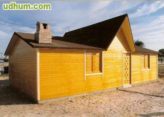 Casas de madera economicas toda espa a - Casas de madera economicas espana ...