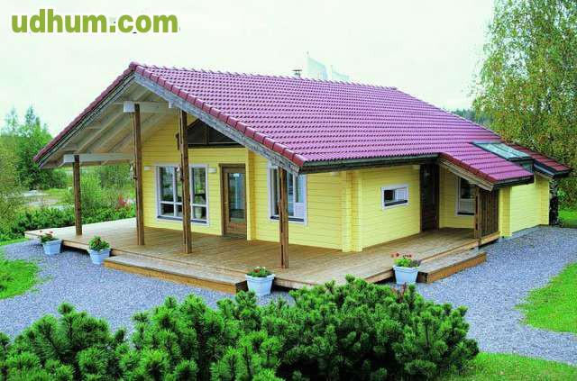 Casas de madera economicas 657809252 1 - Casas canadienses espana ...