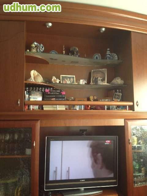 Mueble de sal n boiserie for Mueble salon 3 metros