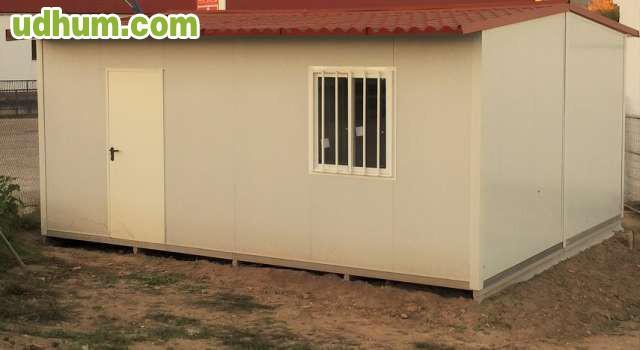 Casetas prefabricadas y casas modulares low cost 28 - Casas prefabricadas granada ...