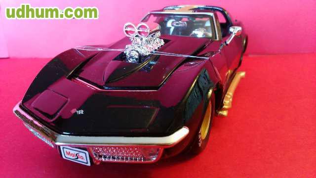 Chevrolet Corvette 1970 Custom Shop
