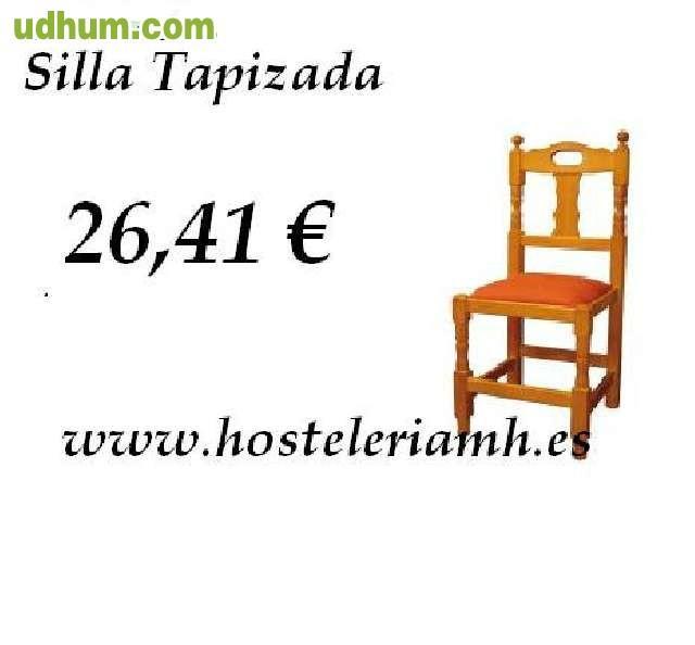 Silla para bar de madera for Sillas de madera para bar