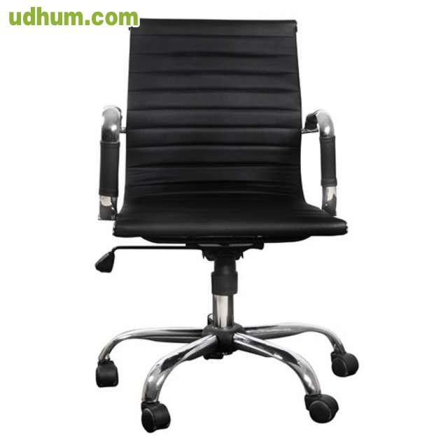 Silla de oficina nordham negra 2 - La boutique de la silla madrid ...