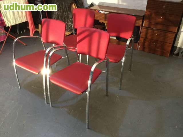 Ocasion sillas s per baratas for Sillas naranjas baratas