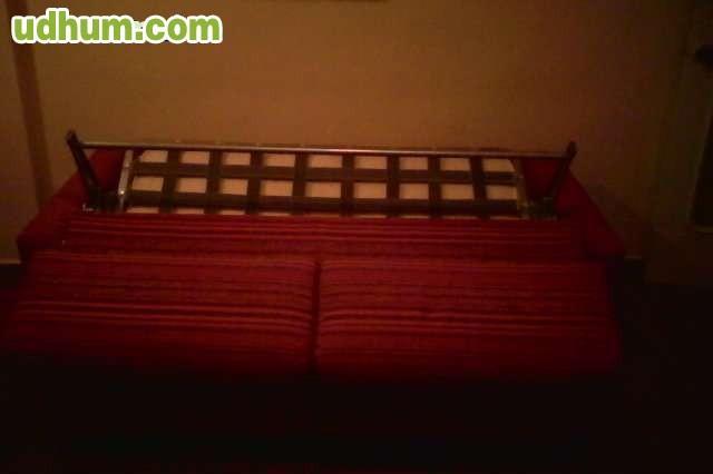 Oferta de sofa cama for Vendo sofa cama 2 plazas
