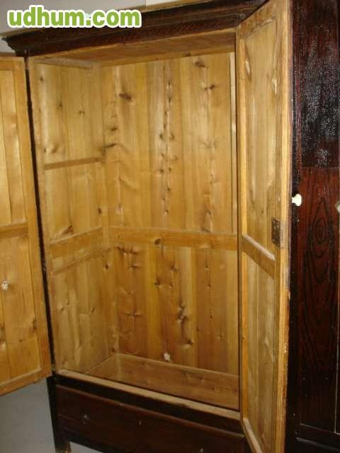 Armarios Antiguas De Madera : Armarios de madera