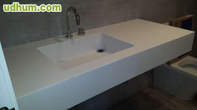 Marmol granito y silestone for Silestone malaga