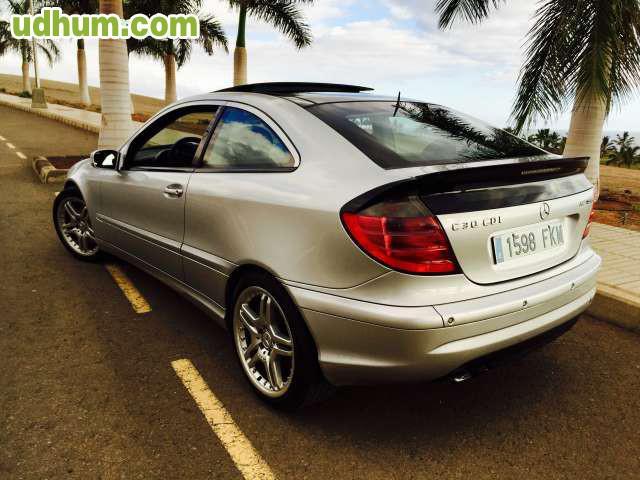 Mercedes benz c30 cdi amg for C30 mercedes benz