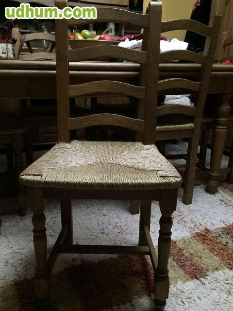 Conjunto de muebles rusticos 1 for Muebles rusticos murcia