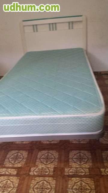 Cama individual completa for Vendo cama individual