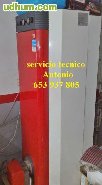 Servicio de reparaci n calderas gasoil for Reparacion calderas gasoil