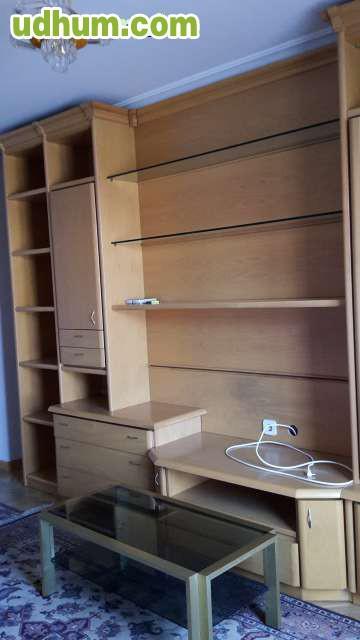 Vendo mueble madera sal n for Vendo mueble salon