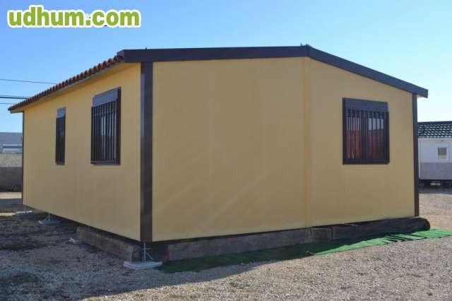 Casa de hormigon acero y panel sandwich - Casas de panel sandwich ...