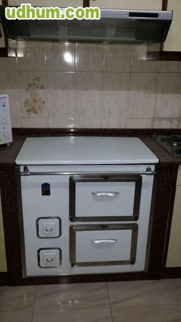 Cocina calefactora - Cocinas bilbainas calefactoras ...