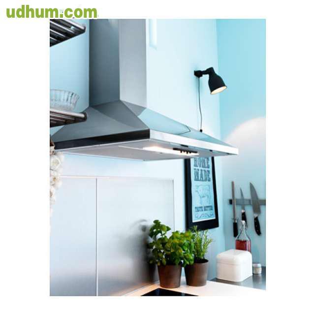 Se vende extractor de cocina de ikea for Ruido extractor cocina