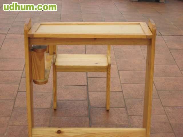 Pupitre de madera plegable - Tableros de madera medidas y precios ...