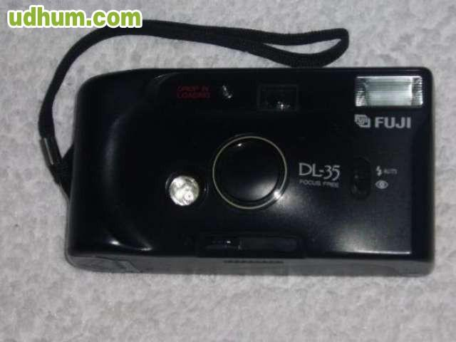 fuji compact camera dl 35 20 1. Black Bedroom Furniture Sets. Home Design Ideas