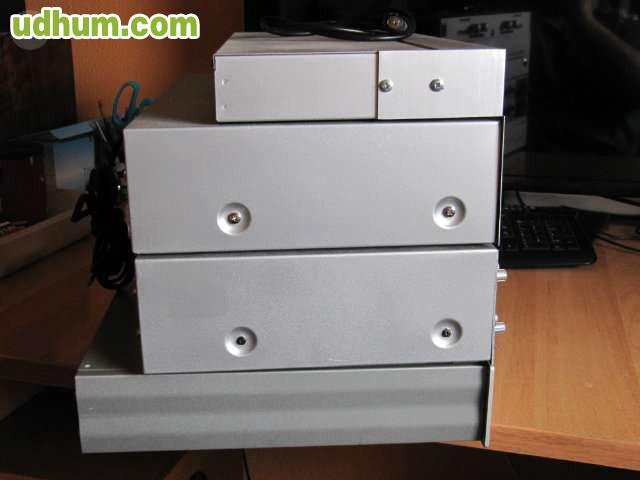 Equipo hifi modular for Mueble equipo hifi