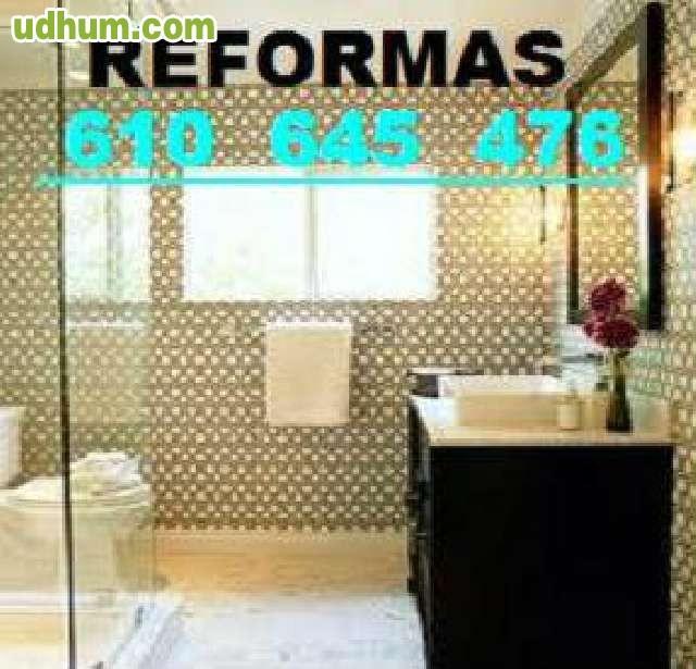 Reparaciones reformas en getafe for Reformas getafe