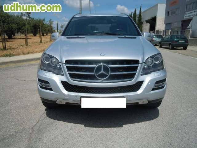 Mercedes benz mercedes ml 300 cdi 4 matic 1 for Mercedes benz ml 300
