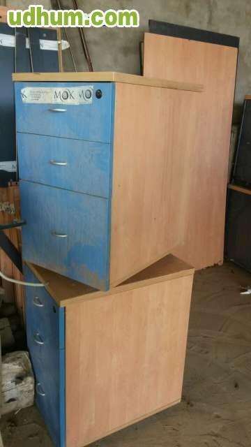 Lote muebles de oficina usados for Muebles de oficina usados en lugo