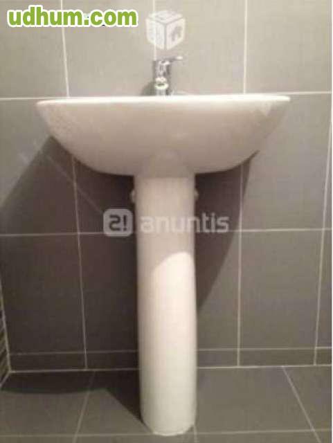 Lavabo con v lvula de desag e - Valvulas para lavabos ...