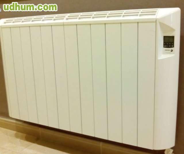 Radiador bajo consumo calor azul for Calor azul consumo mensual