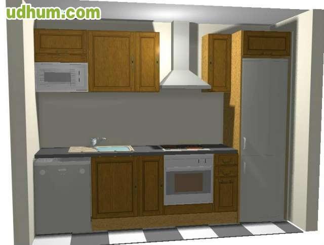Mobiliario de cocina danabal s t c 1 for Mobiliario de cocina