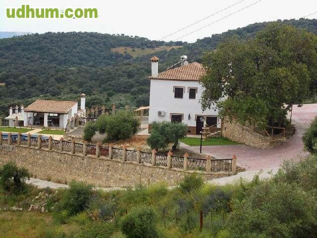 Alquiler casa rural en la sierra cadiz for Casas de alquiler en la sierra de madrid