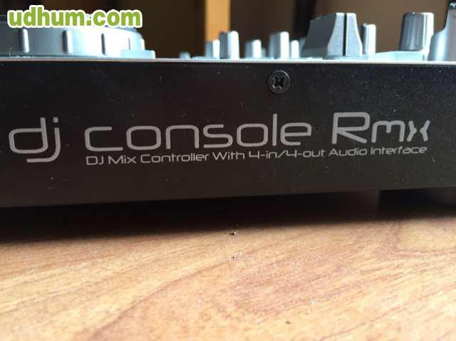 Hercules rmx console - Mesas de mezclas para pc ...