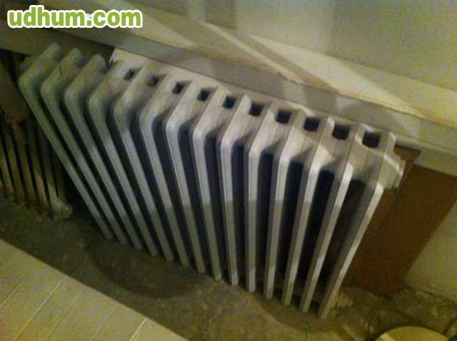 Vendo radiadores de hierro fundido 1 - Radiadores de hierro fundido ...