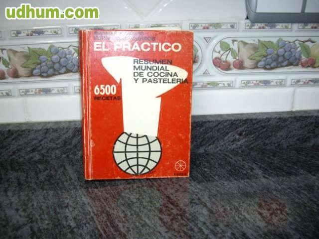 libro de cocina el practico
