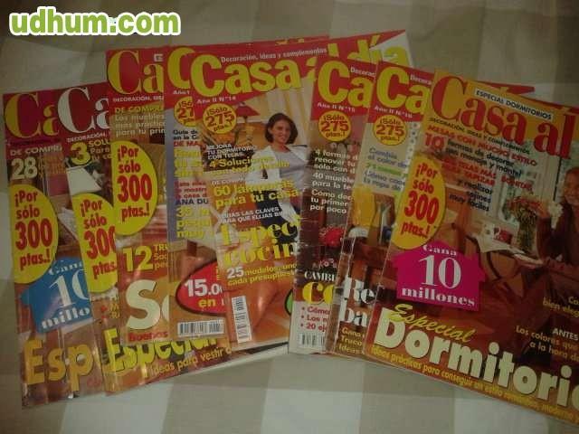 Revistas decoraci n casa al d a for Casa al dia decoracion