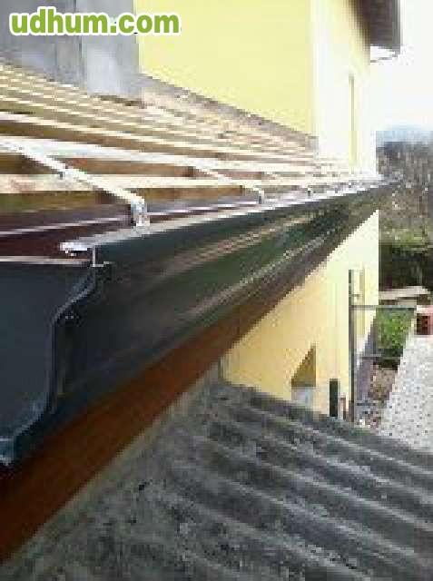 Cubiertas de tejados impermeabilizacion for Tejados y cubiertas de madera