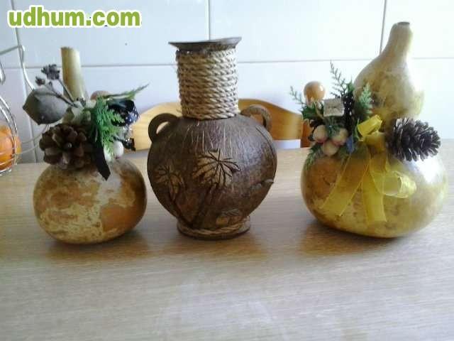Lote objetos decoraci n - Objetos decoracion ...