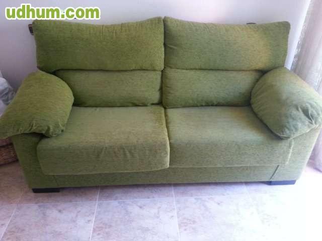 Sofa cama muy econ mico como nuevo for Sofa cama zaragoza
