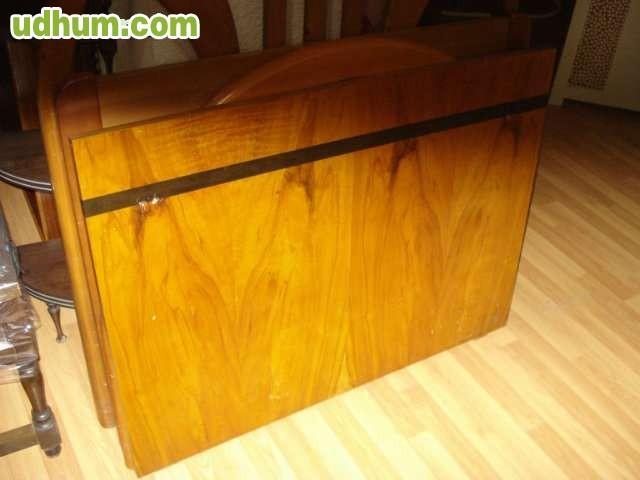 Cabezal de madera para cama de 90 - Cabezal de madera ...