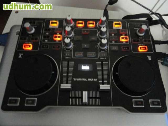 Hercules mp3 e2 1 - Table de mixage hercules dj control mp3 e2 ...