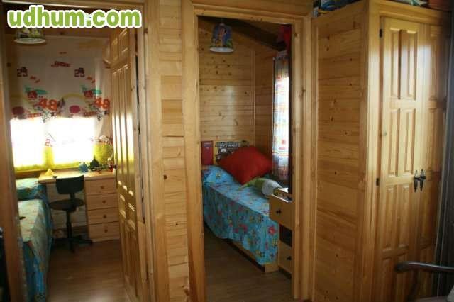 Casa de madera 32 for Vendo casa madera
