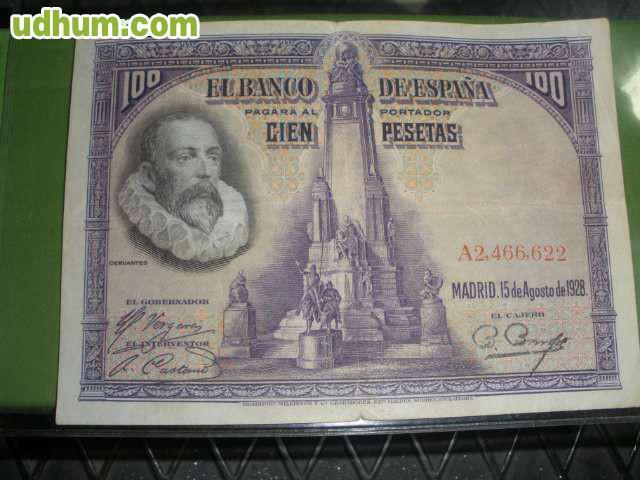 Vendo billetes muy antiguos - Billetes muy baratos ...