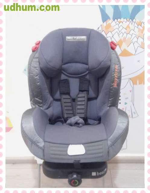 Silla de coche casualplay con isofix for Sillas de bebe para coche con isofix