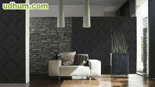 Papel pared estilo barroco as creation for Vendo papel pintado